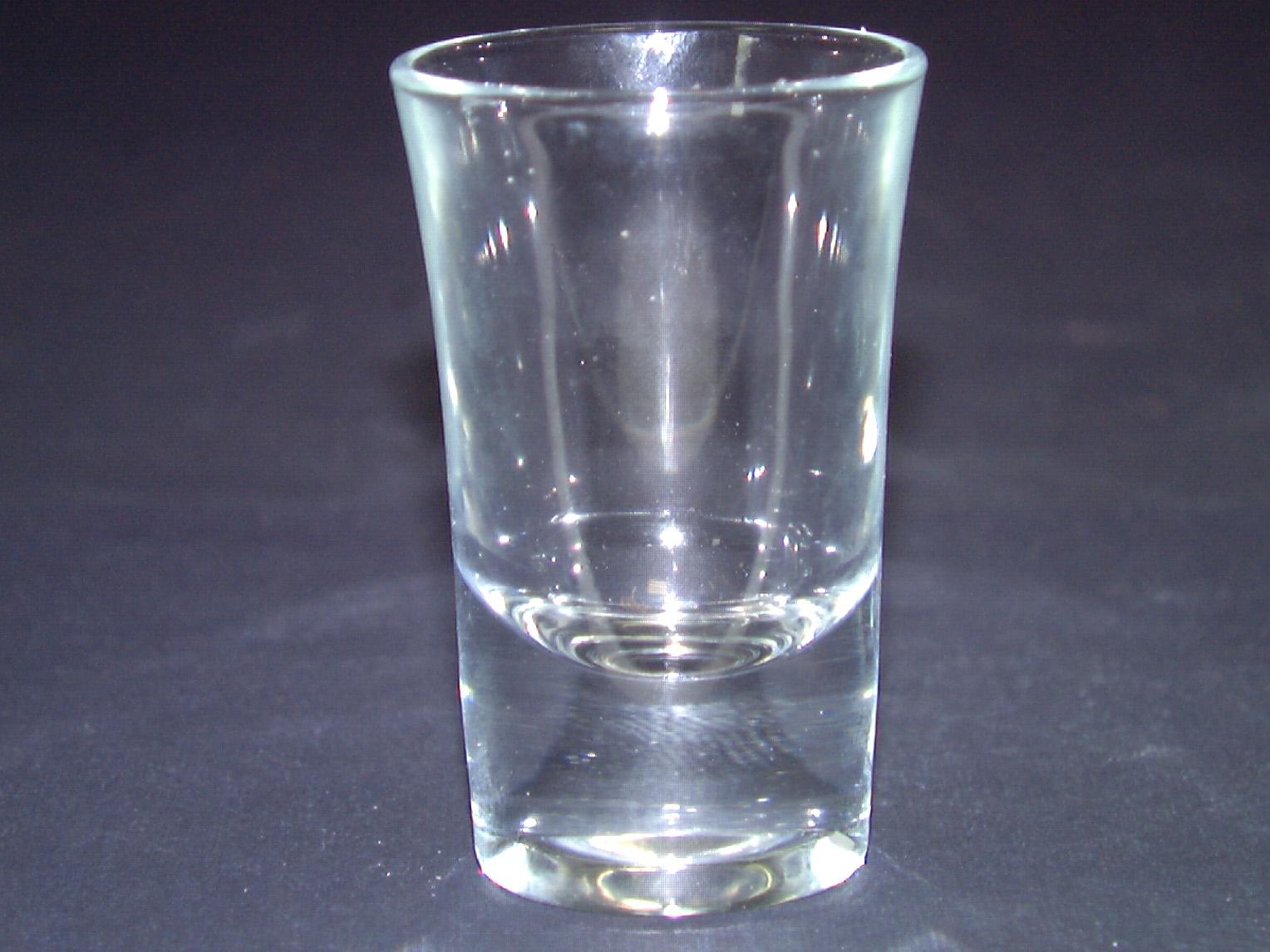 Acquista Set 6 Bicchiere Vetro Indro Vodka 17504203   Glooke.com