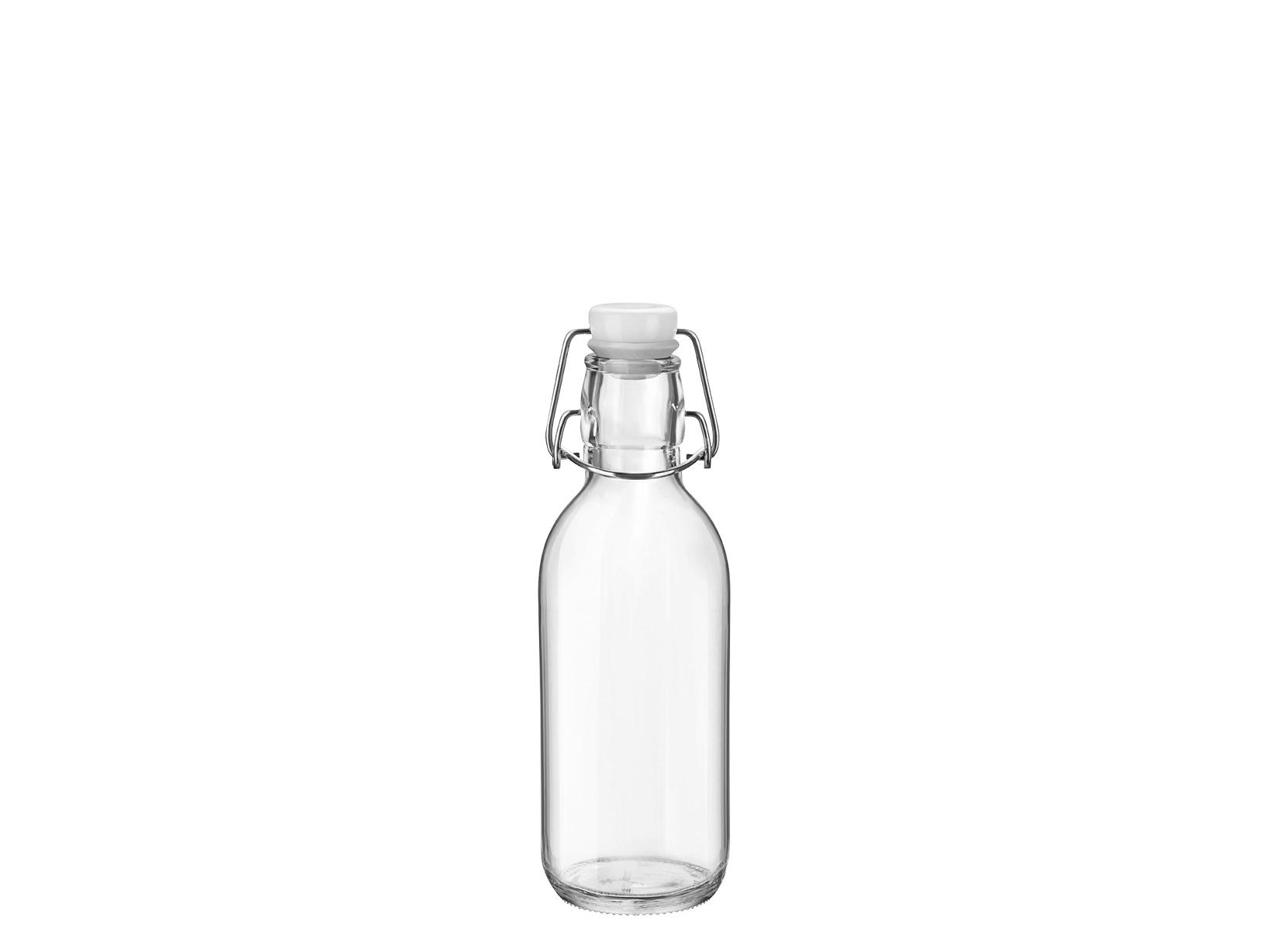 Acquista Set 12 Bottiglia Vetro Emilia 17505308 | Glooke.com