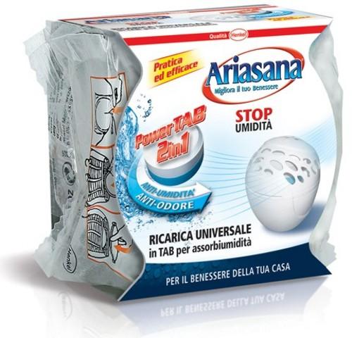 Acquista Ricarica Aria Power Tab 300 Grammi 17514074 | Glooke.com