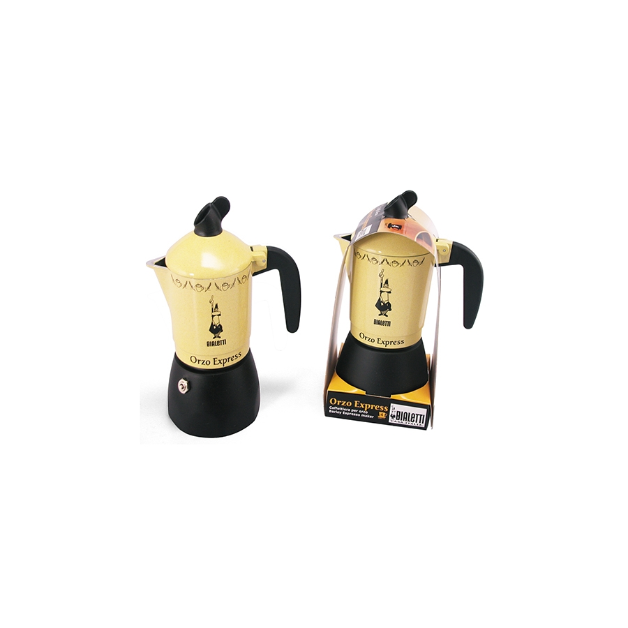 Acquista Caffettiera Alluminio New Orzo 17514089 | Glooke.com