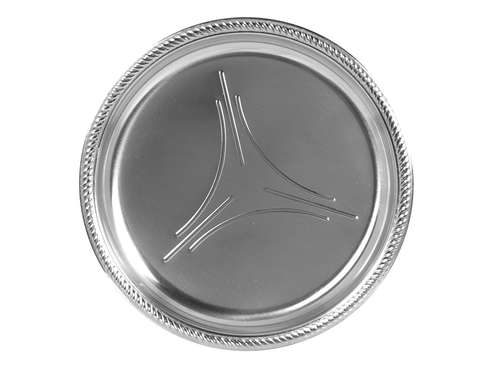 Acquista Piattino Inox Mercurio Cm14 Arredo 17525375 | Glooke.com
