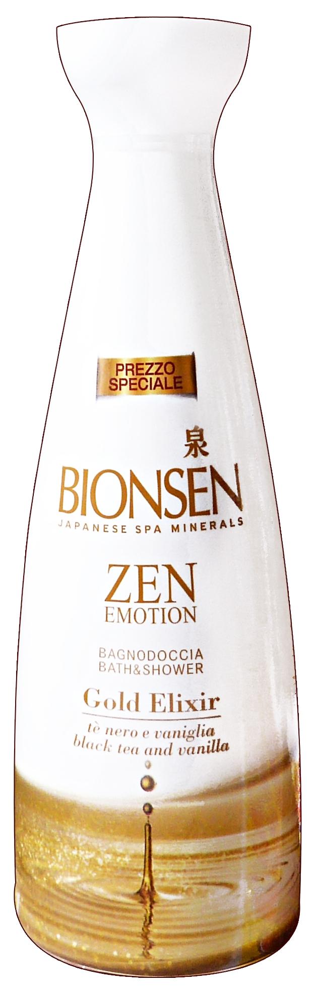 Acquista Bagno Zen Gold Elixir Te Nero 17534344 | Glooke.com