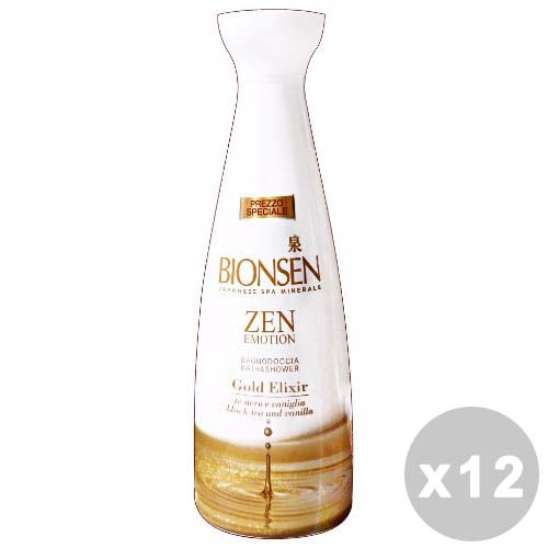 Acquista Set 12 Bagno Zen Gold Elixir 17534345 | Glooke.com