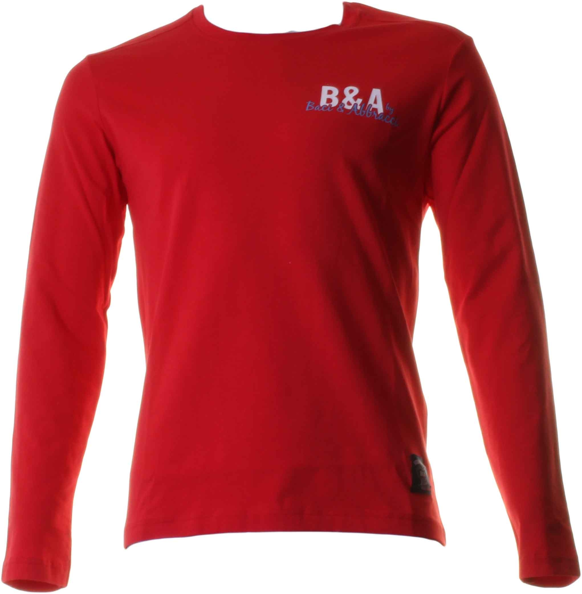 Acquista T-shirt Girocollo Maniche Lunghe 17535153 | Glooke.com