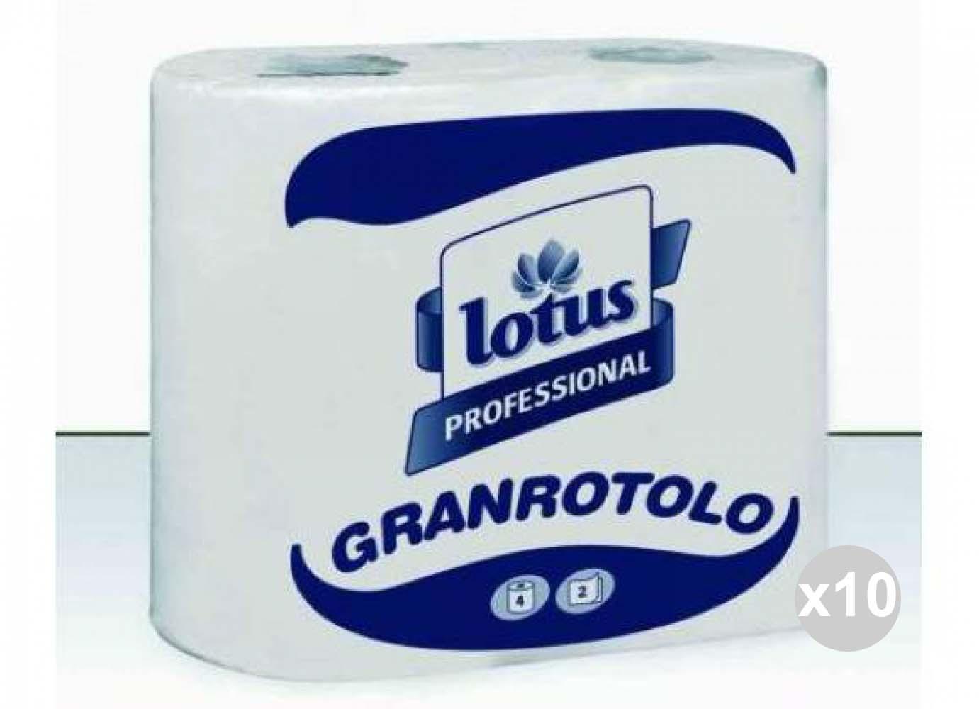 Acquista Set 10x4 40 Pz Totali Igienica 17545590 | Glooke.com