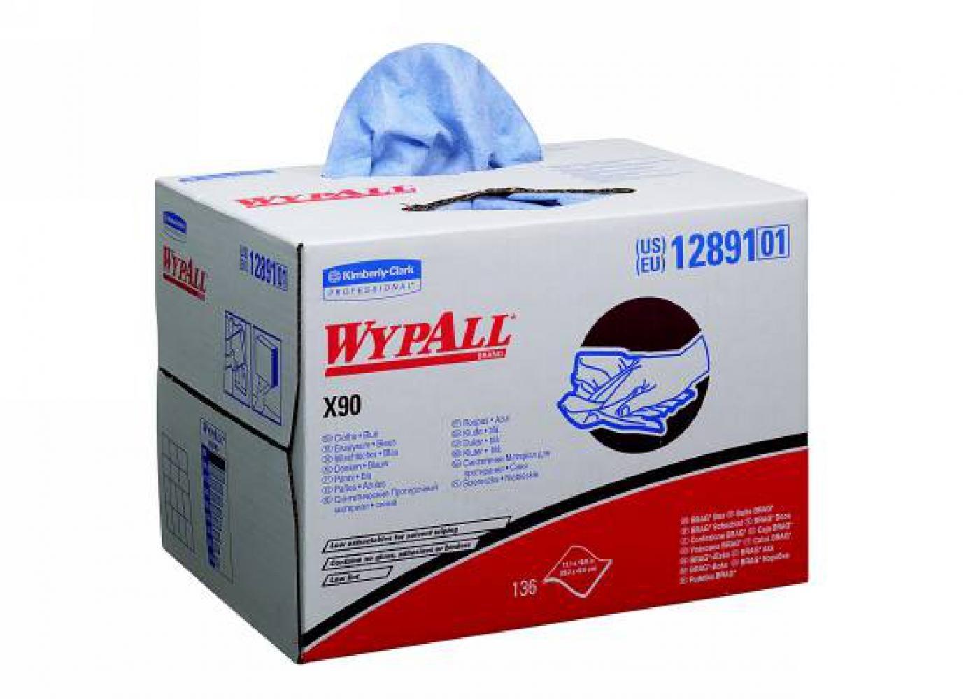 Acquista 136 Pezzi Wypall X90 Brag Box 17545610   Glooke.com