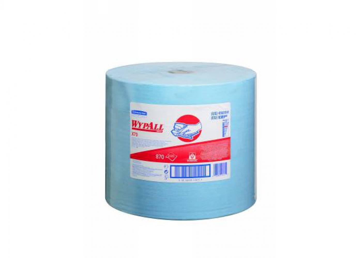 Acquista Wypall X70 Bobina Blu Liscia 34x31 17545632 | Glooke.com
