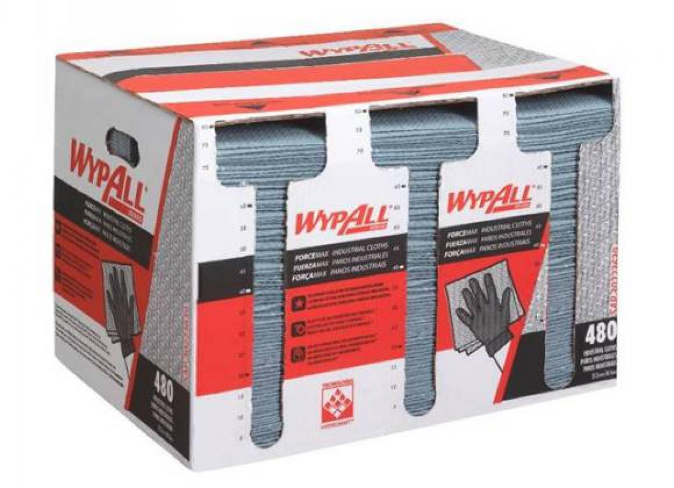 Acquista 480 Pezzi Wypall Forcemax Panno 17545665 | Glooke.com