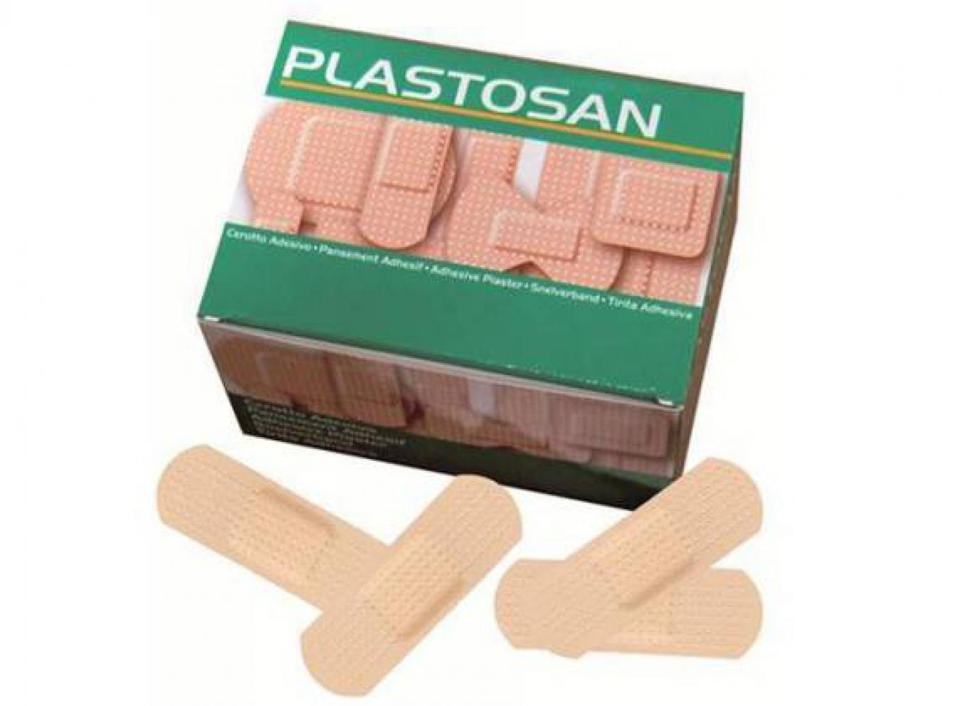 Acquista 100 Pezzi Cerotti Plastosan 17545688 | Glooke.com