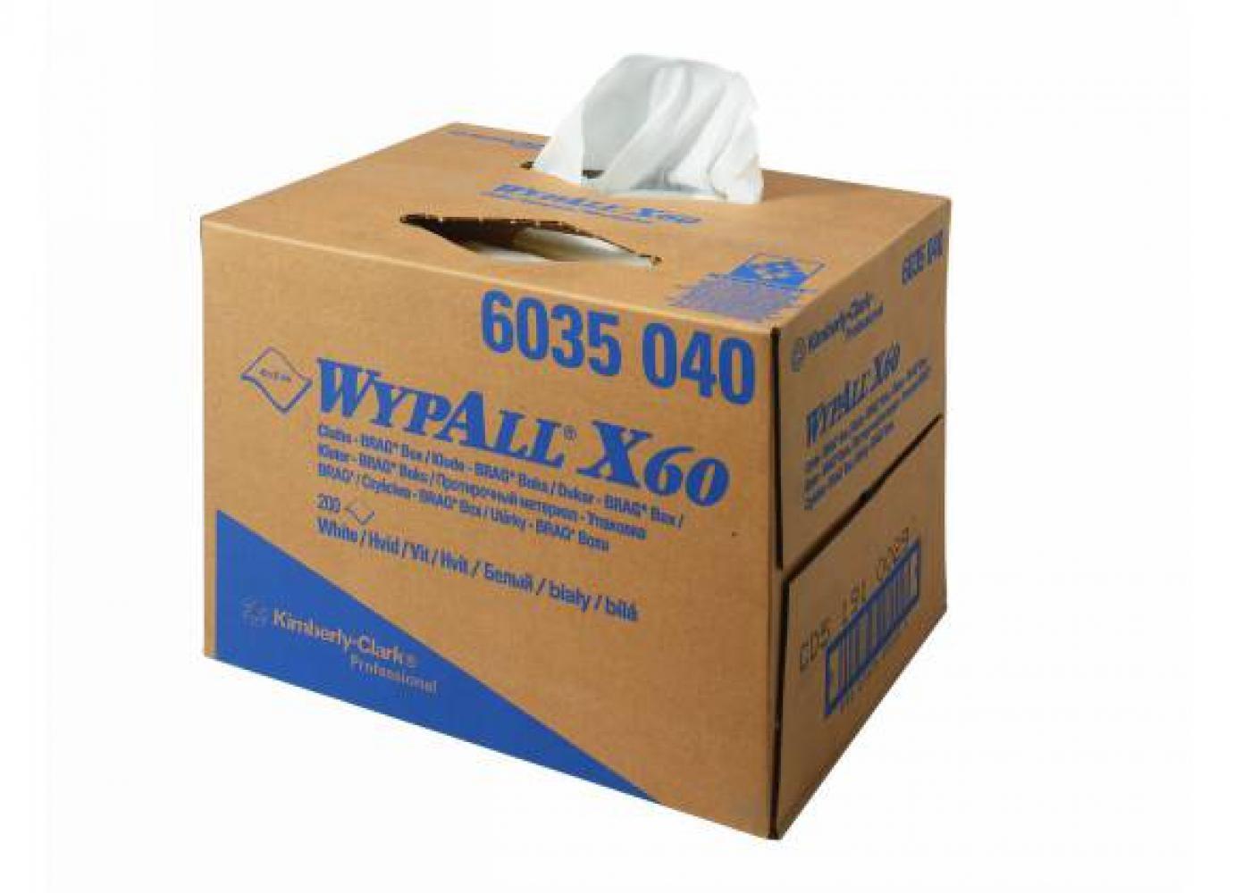 Acquista 200 Pezzi Wypall X60 Brag Box 17545670 | Glooke.com