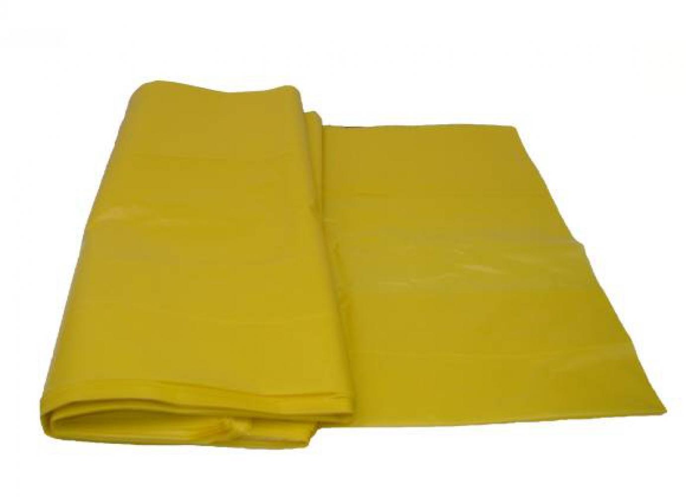 Acquista Sacco Rifiuti 75x90 Giallo Semi-trasparente 17545704 | Glooke.com