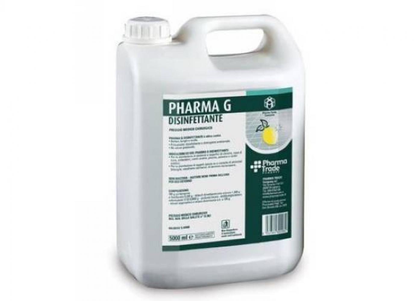 Acquista Pharma Disinfettante Detergente 17545713 | Glooke.com