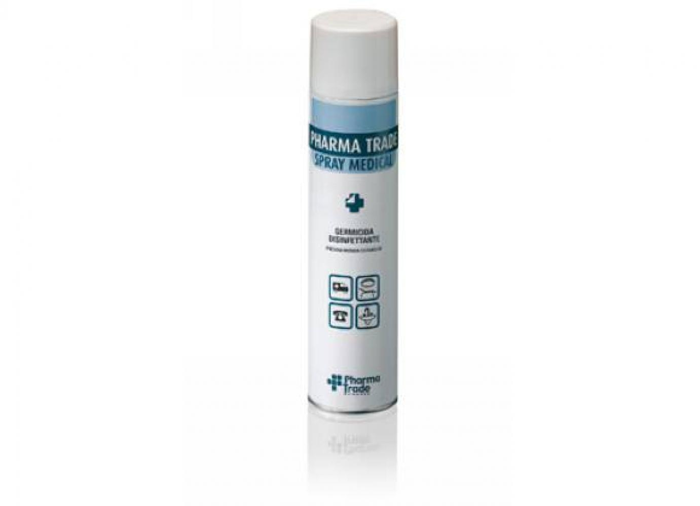 Acquista Spray Medical Bombola Ml 525 17545715   Glooke.com