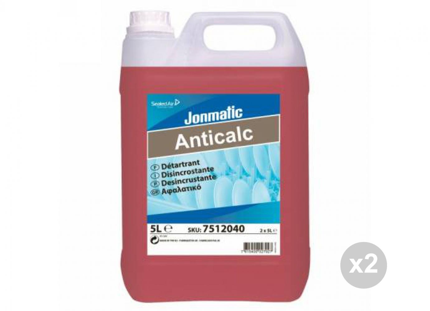 Acquista Set 2 Jonmatic Anticalc Kg 17545834 | Glooke.com