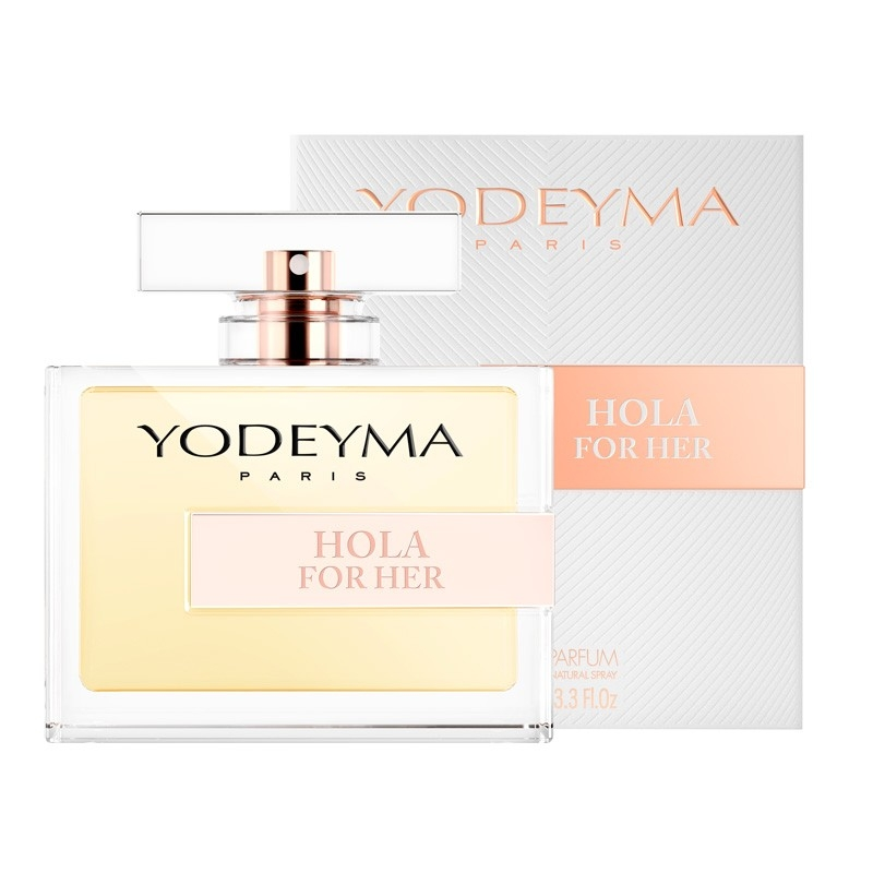 HOLA FOR HER Eau de Parfum 100 ml Profumo Donna
