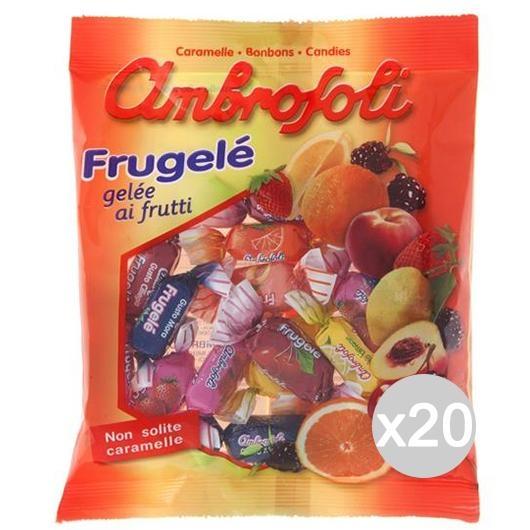 Acquista Set 20 Caramelle Gelee Frutta 17575347   Glooke.com