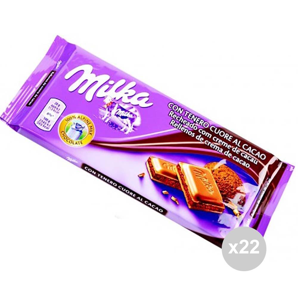 Acquista Set 22 Cioccolata Tavoletta 17575268   Glooke.com