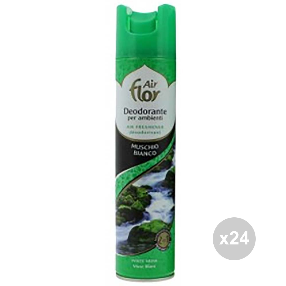 Acquista Set 24 Air Flor Deodorante Spray 17573806 | Glooke.com