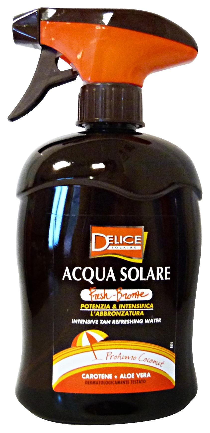 Acquista Acqua Solare Carotene 500 Ml 17570450 | Glooke.com