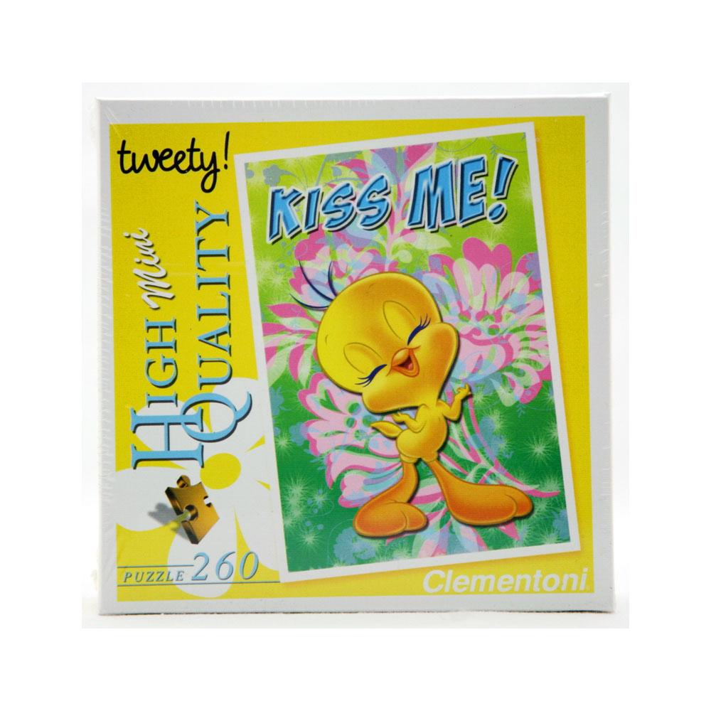 Acquista Puzzle 260 Pezzi Mini Wb Tweety 17564637 | Glooke.com