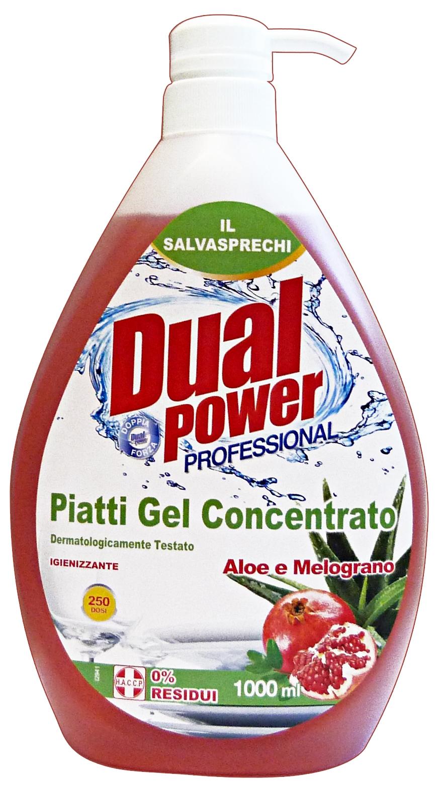 Acquista Piatti Concentrato 1lt Aloe-melograno 17560026 | Glooke.com