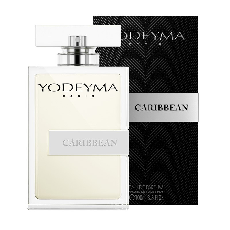 CARIBBEAN Eau de Parfum 100 ml Profumo Uomo