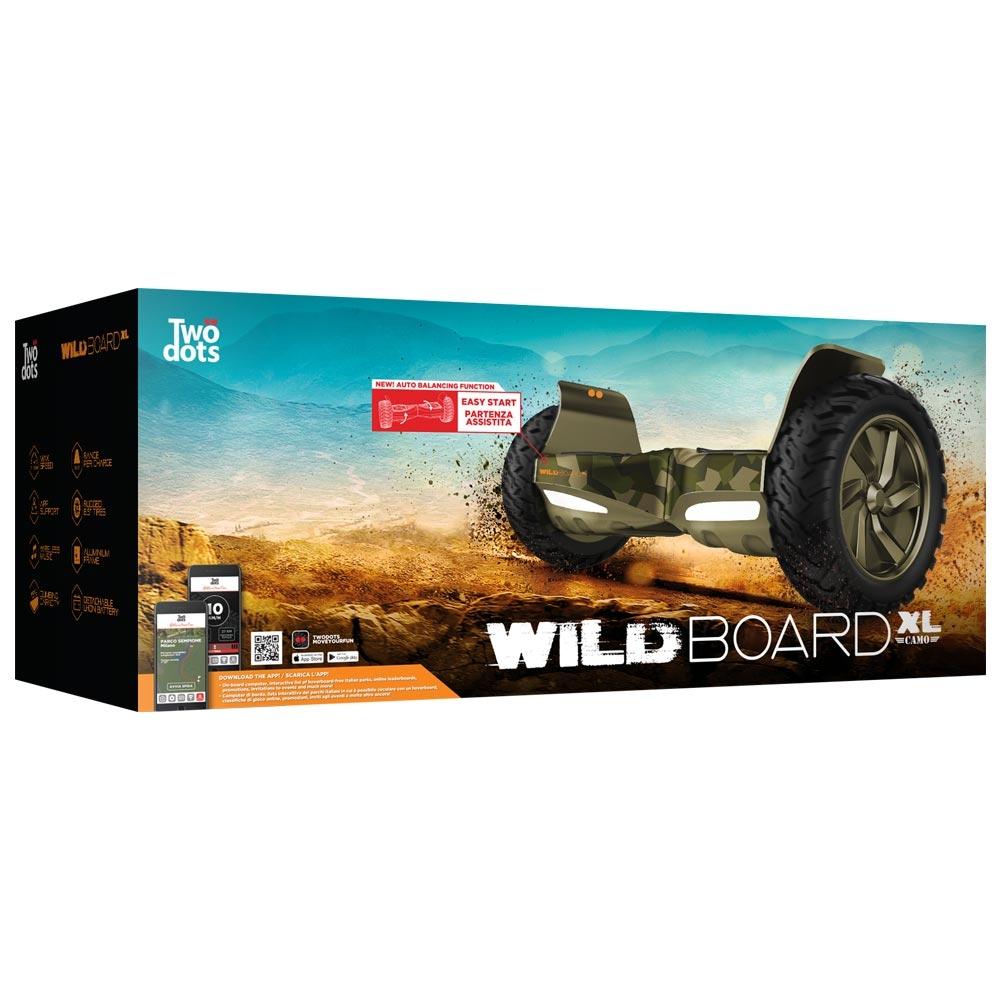 Wildboard XL Camo Rigenerato Garantito