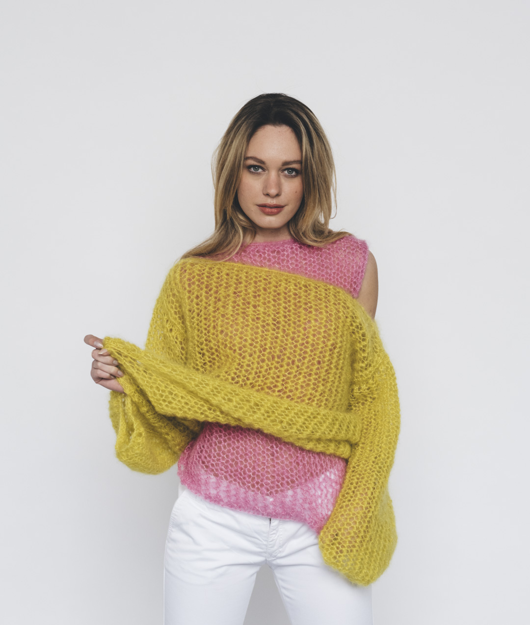 Sweaters and Tops - Wool - GLADYS SWEATER - 1