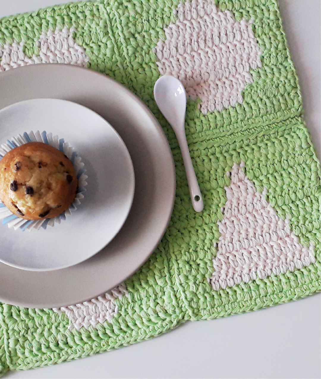 Bettaknit X Mara Fornasier - Homeware - BRITTA PLACEMATS - 1