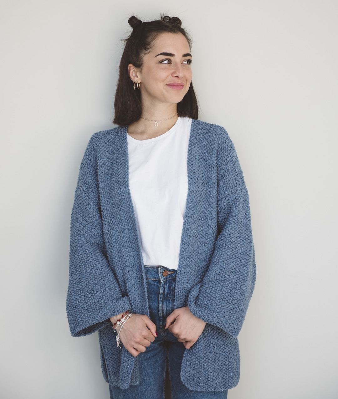 Jeans Collection - Cardigans and Vests  - Soho Cardigan - 1