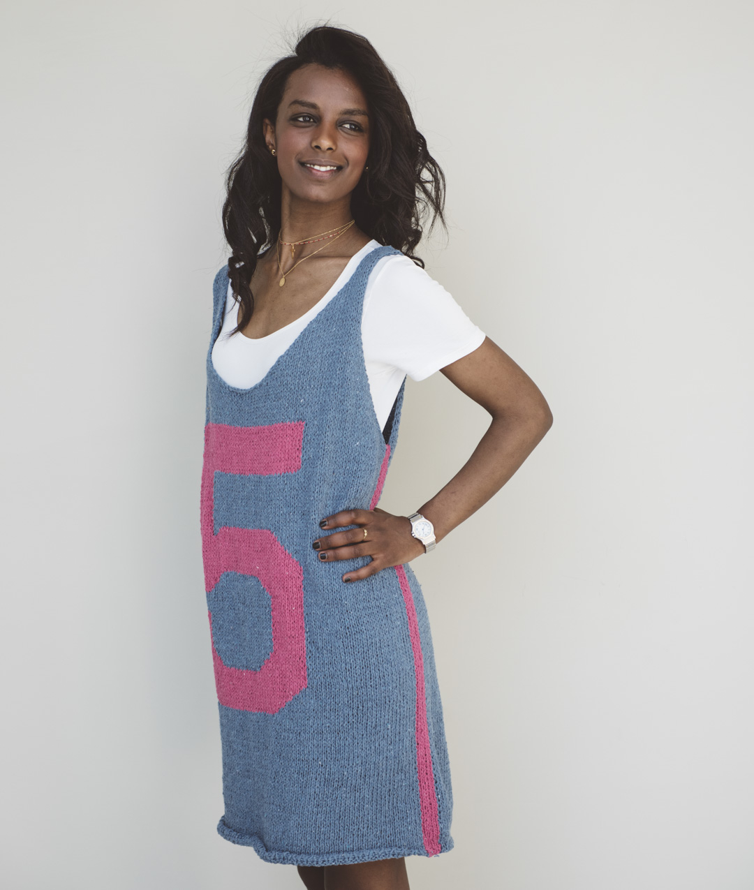 Abiti - Cotone - Give Me 5 Dress - 1
