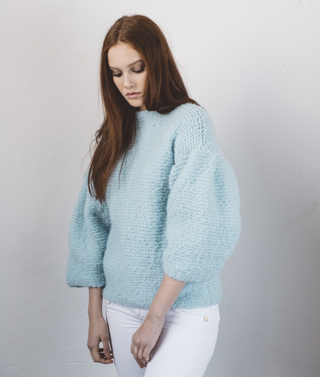 Maglie e Top - Lana - NEW PUFFED SWEATER - 1