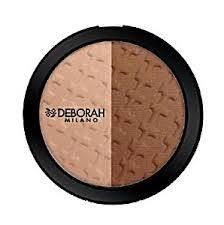 Deb Duo Contouring Palette Bronzer + Hi