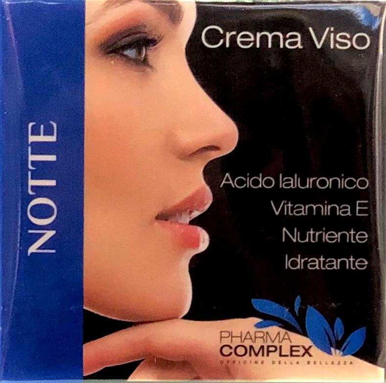 PHARMA COMPLEX-Crema NOTTE ACIDO JALURONICO