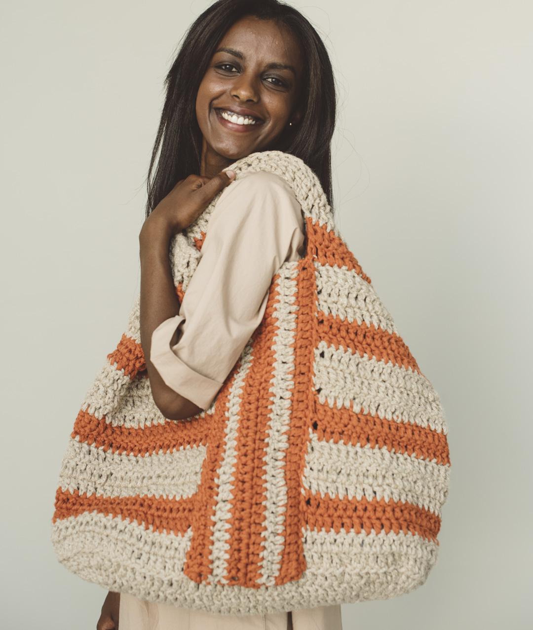 Jute - Crochet Kits - ANAIS BAG - 1