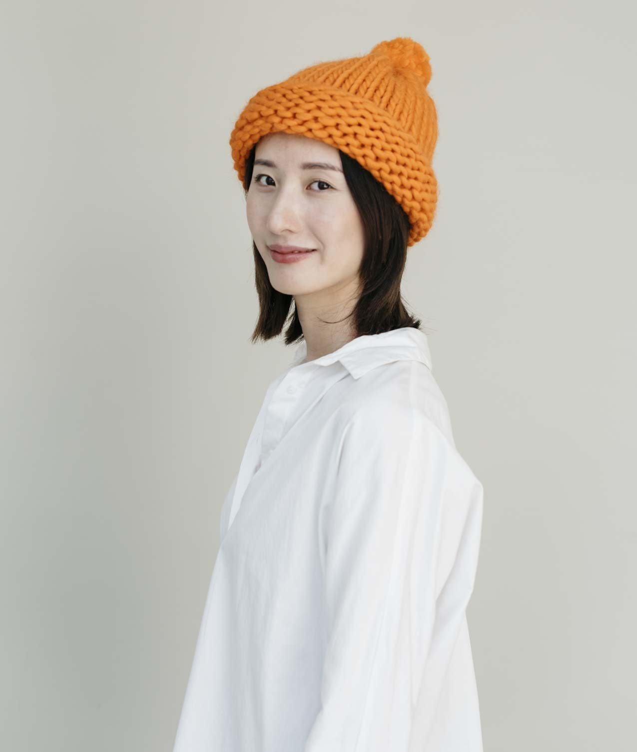 Easy Wool Collection - Hats and Beanies - BLANCA BEANIE - 1