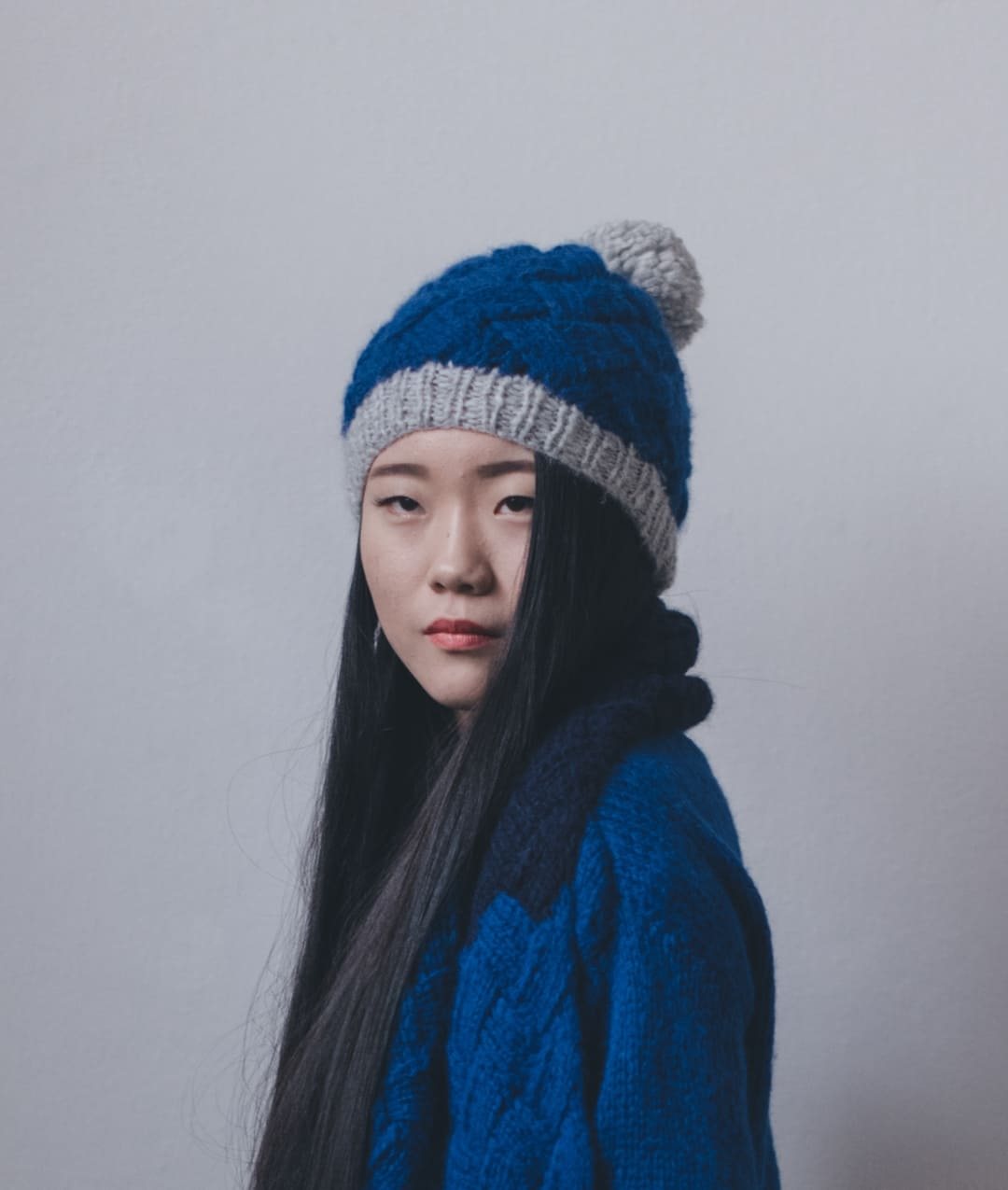 Sweaters and Tops - WoolHats and Beanies - Wool - QUEEN BEANIE - 1