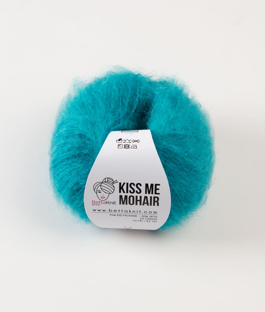 Wool - Skeins - Kiss Me Mohair - 1