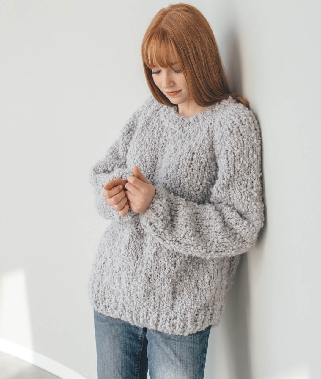 Sweaters and Tops - Wool - Winter Holiday Jumper - 1