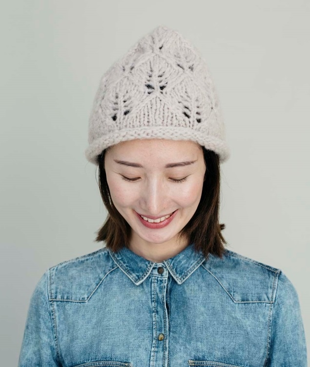Alpaca Lightness Collection - New In - TRACY BEANIE - 1