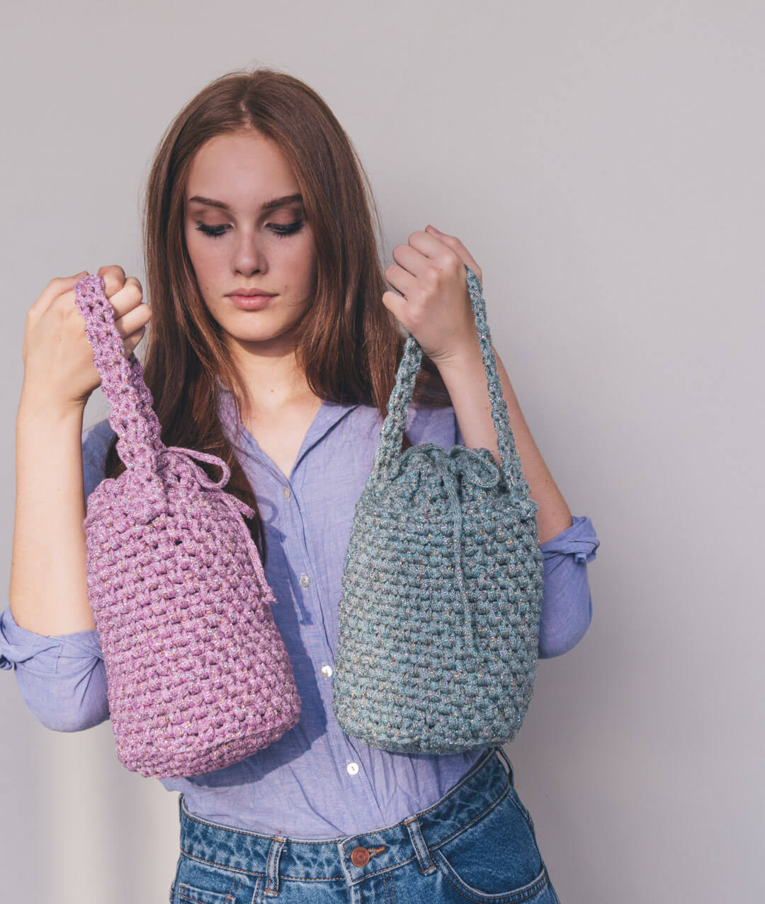 Bags - Wool - LOLLIPOP BAG - 1