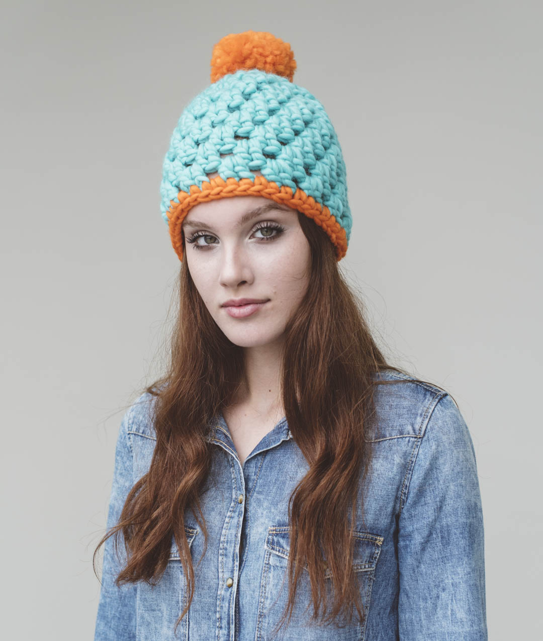 Crochet Wool Collection - New In - ASPEN HAT - 1