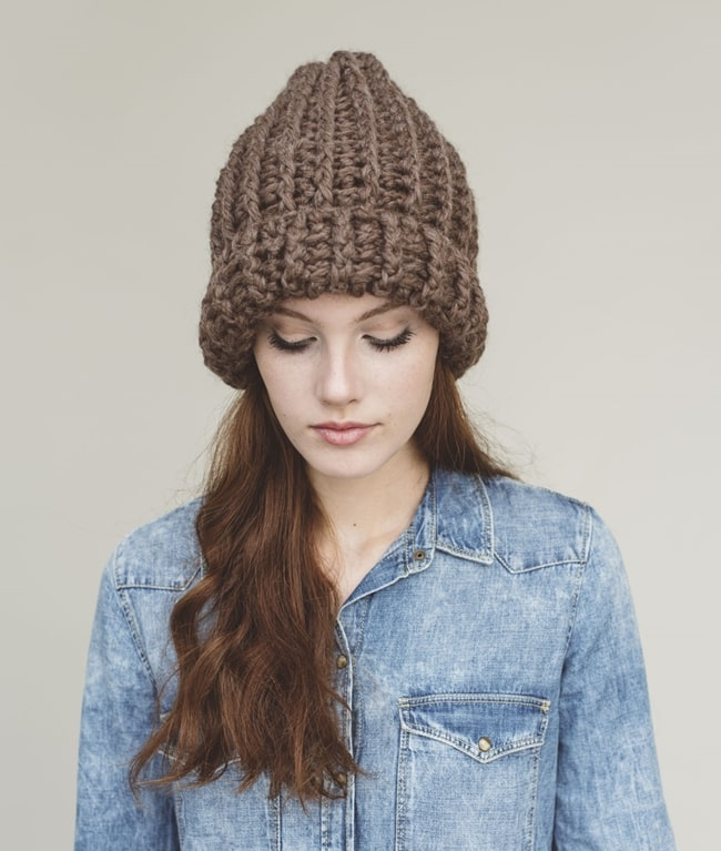 Hats, Beanies and Scarves - BIO Crochet Collection - JORA BEANIE - 1