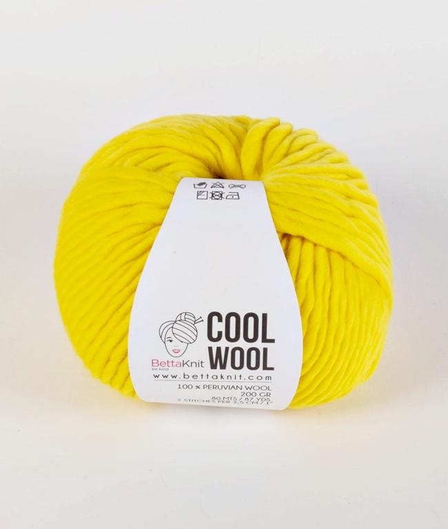 Lana - Cool Wool Lemon - 1