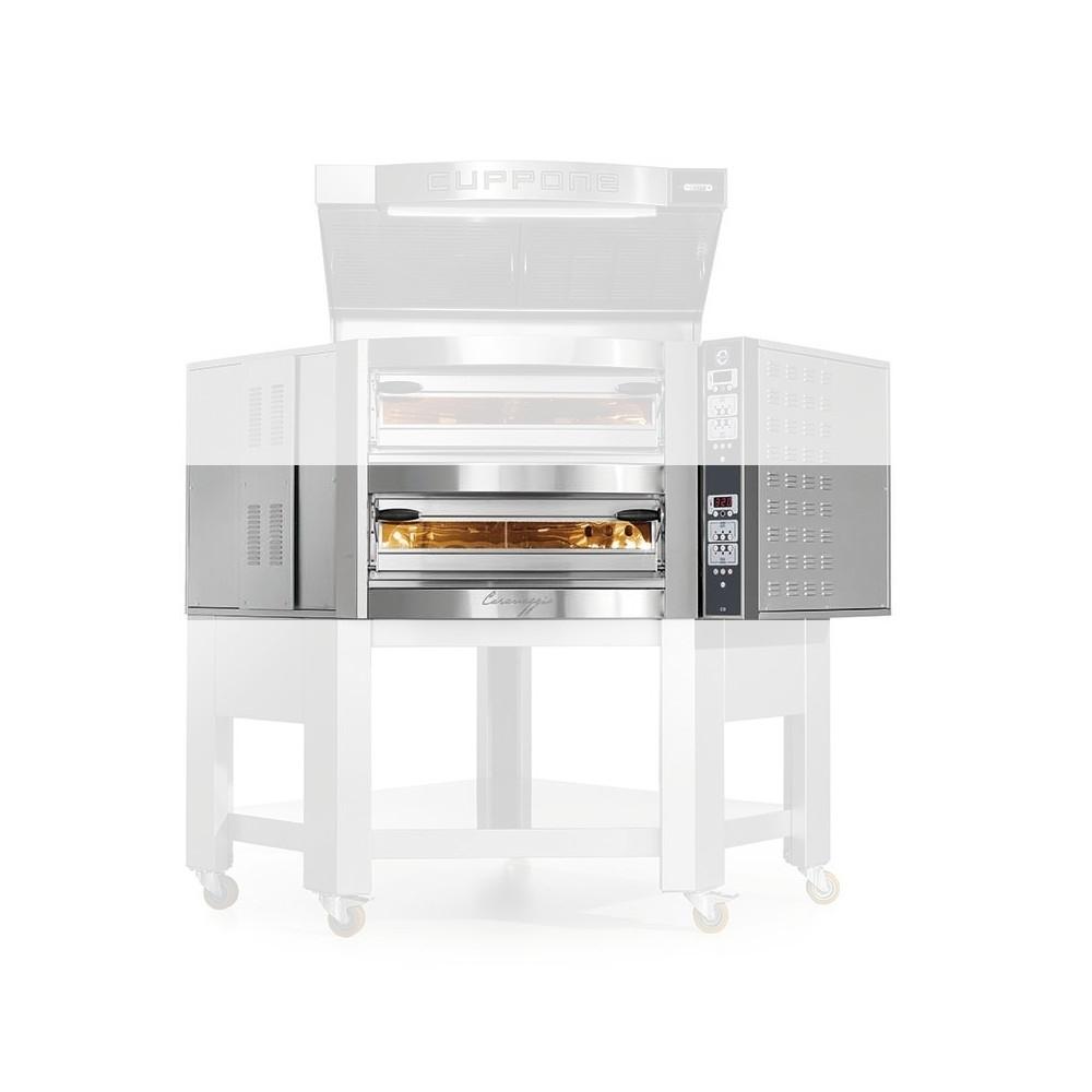 Forno Pizza Professionale Angolare Cuppone Caravaggio 8 x ø35 cm
