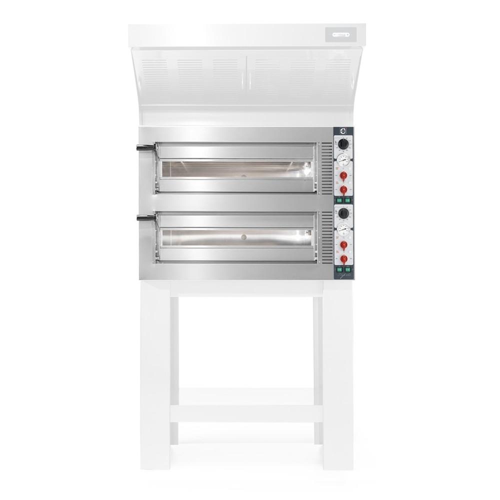 Forno Pizza Professionale Cuppone Tiepolo 6+6 x ø35 cm