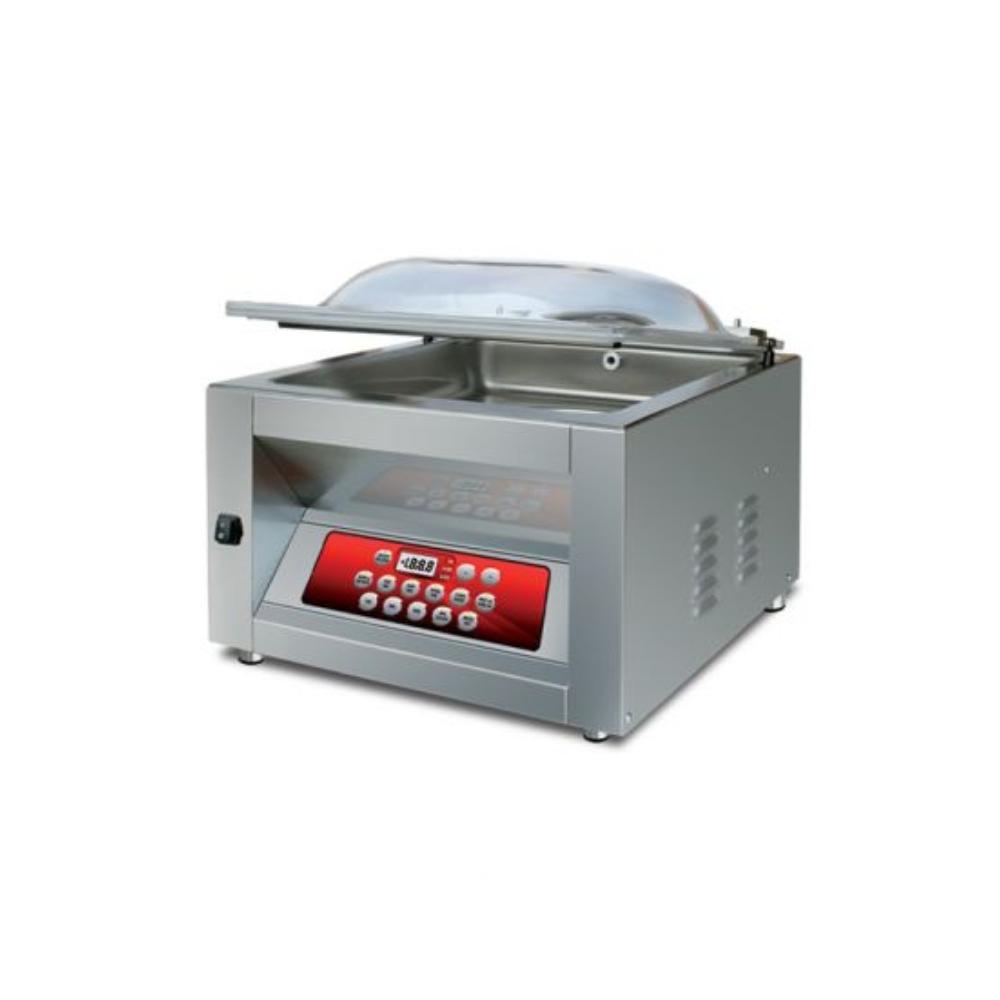 Sottovuoto a Campana Euromatic Mixer 50 display - Barra Saldante 50 cm