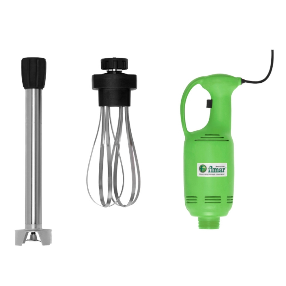 Mixer a Immersione Fimar MX40 400 W V.V. incl. Mescolatore 40 cm+Frusta