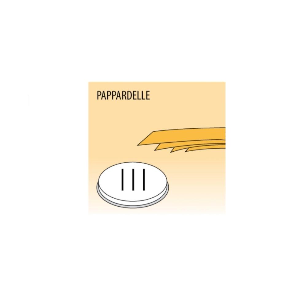 Trafila Macchina Pasta Fresca PF e MPF - Pappardelle