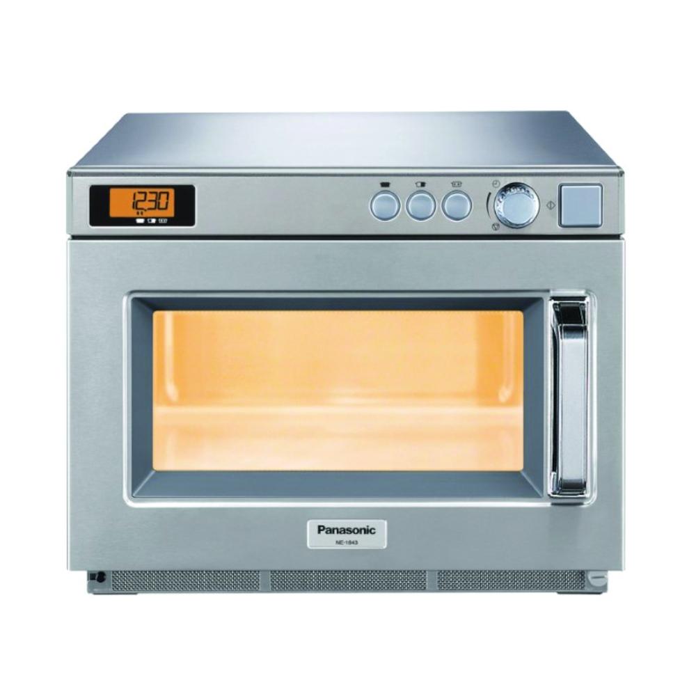 Microonde Premium PANASONIC NE1843 - 1800 W - Capacità 18 lt